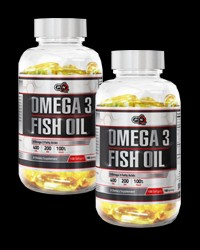 Omega 3 Fish Oil PACK от PURE Nutrition USA