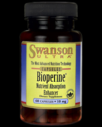 Bioperine Nutrient Absorption Enhancer от Swanson