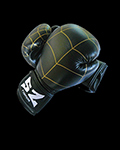 Leather Boxing gloves Spider pentru diete