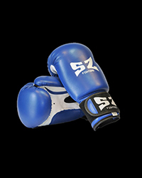 Boxing Gloves Blue от SZ Fighters
