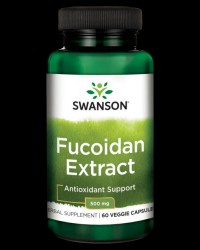 100% Pure Maximum-Strength Fucoidan Extract от Swanson