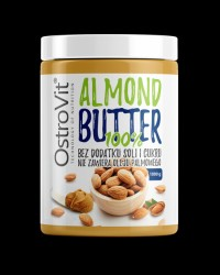 100% Almond Butter Smooth от Ostrovit