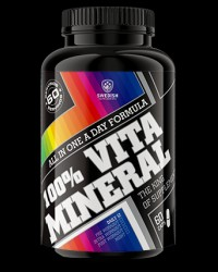 100% Vita Mineral / All in One a Day Formula от Swedish Supplements