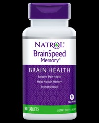 BrainSpeed Memory от Natrol