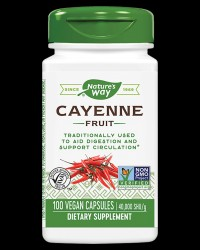 Cayenne Pepper 450 mg от Nature's Way
