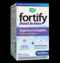 Fortify Dual Action Digestive Complete 20 Billion Active Probiotics pentru diete