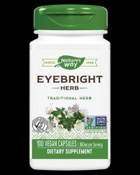 Eyebright (herb) 430 mg от Nature's Way