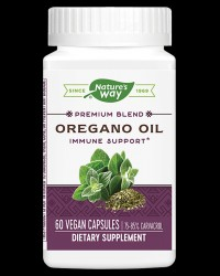 Oregano Oil от Nature's Way