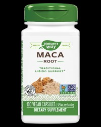 Maca Root 525 mg от Nature's Way