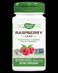Red raspberry 480 mg от Nature's Way