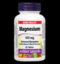 Magnesium Enhanced Absorption 500 mg pentru diete
