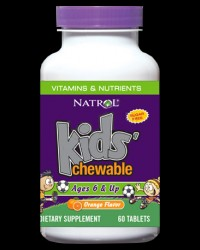 Kids Multivitamins / Chewable от Natrol