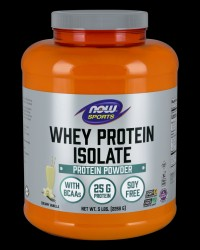 Whey Protein Isolate от NOW Foods