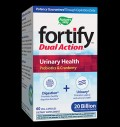 Fortify Dual Action Urinary Health 20 Billion Active Probiotics  + Cranberry pentru diete