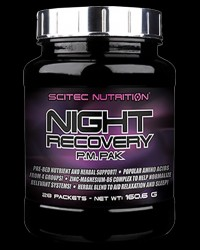 Night Recovery P.M. Pak от Scitec Nutrition