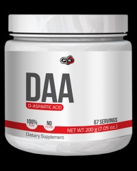 DAA / D-Aspartic Acid Powder от PURE Nutrition USA
