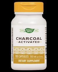 Activated Charcoal от Nature's Way