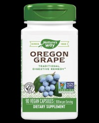 Oregon grape 475 mg от Nature's Way