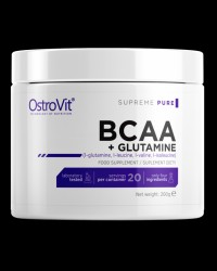 BCAA 2:1:1 + L-Glutamine Powder от Ostrovit