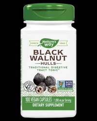 Black Walnut 500 mg от Nature's Way