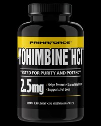 Yohimbine HCL от Primaforce