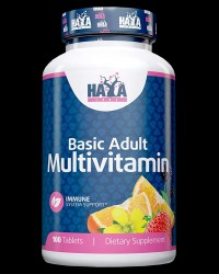 Basic Adult Multivitamin от Haya Labs