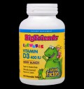 BigFriends Vitamin D3 for Kids 400 IU pentru diete