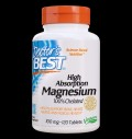 BEST High Absorption 100% Chelated Magnesium pentru diete