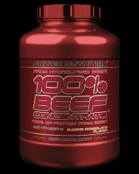 100% Beef Concentrate от Scitec Nutrition