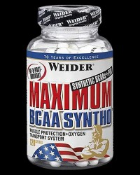 Maximum BCAA Syntho от Weider