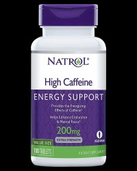 High Caffeine 200 mg от Natrol
