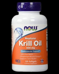 Neptune Krill Oil 500 mg от NOW Foods