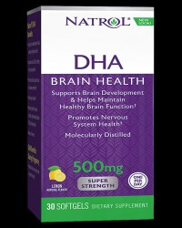 DHA Super Strength 500mg от Natrol