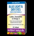 Blue Light & Dry Eyes Protection Formula pentru diete