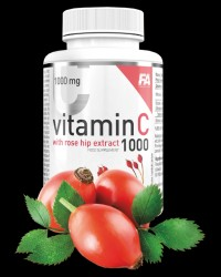 Vitamin C 1000 mg with Rose Hips Extract от FA Nutrition