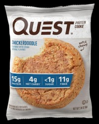 Quest Protein Cookie - Snickerdoodle от Quest Nutrition