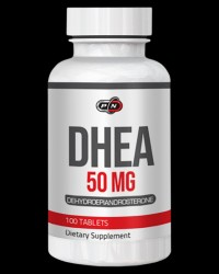 DHEA 50 mg от PURE Nutrition USA