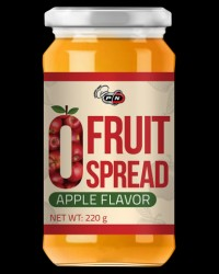 ZERO Fruit Spread от PURE Nutrition USA