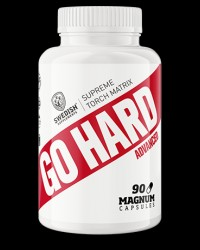 Go Hard / Advanced от Swedish Supplements