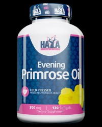 Evening Primrose Oil (Cold Pressed) 500 mg от Haya Labs