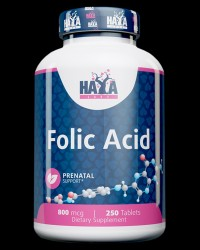 Folic Acid 800 mcg от Haya Labs