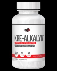 Kre-Alkalyn EFX 750 mg от PURE Nutrition USA