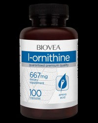 L-Ornithine 667 mg от BIOVEA