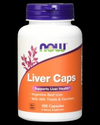 Liver Extract от NOW Foods