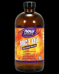MCT Oil - Flavored от NOW Foods