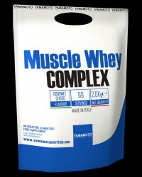 Muscle Whey Complex от Yamamoto Nutrition
