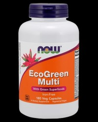 Eco Green Multi от NOW Foods