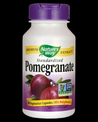 Pomegranate 350 mg от Nature's Way