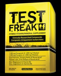 TEST FREAK от Pharma Freak