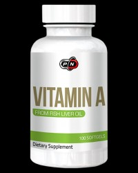 Vitamin A 10 000 IU от PURE Nutrition USA